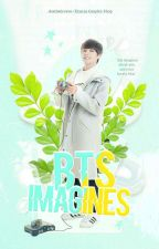 [C]BTS IMAGINES💝(Malay) by -Aestheticvevo