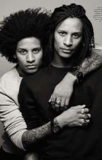 Shy (Les Twins BoyxBoy One Shot) by LTFanBelle