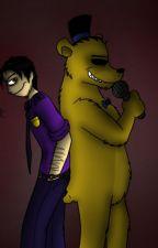 Five Nights at Freddy's : Fazbear's history - Tome 3 [FR] by RayzerFox