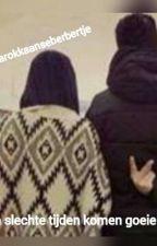 Na Slechte Tijden Komen Goeie Tijden by marokkaanseberbertje