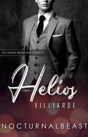 Villiarde Brothers Series #2: Helios Villiarde by NOCTURNALBEAST