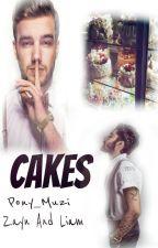 Cakes ✔ Ziam⚣ by Pony_Muzi