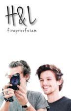 H&L (larry mpreg au) by fireproofziam
