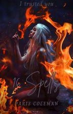 16 spells by ParisColeman