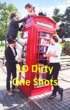 One Direction Dirty One Shots by FearlessDiva