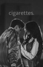 Cigarettes.  Justin Bieber  by Baldwiebs