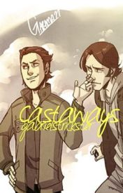Castaways • Sabriel 1800s AU by gabrielstrickster