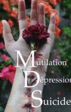 Mutilation/Dépression/Suicide by mat001cle