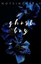 ghost boy // phan by notsincerely