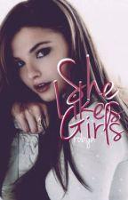 She Likes Girls • Shelley Hennig by maIiatates