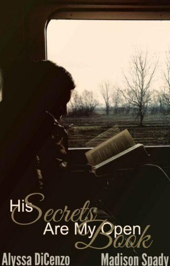 His Secrets Are My Open Book (BoyxBoy) {Book Eleven}