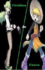 Viridian in Unova (Pokémon FanFiction) by sb0863