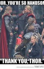 Funny Loki & Thor One-Shots by vikingmetaltoby