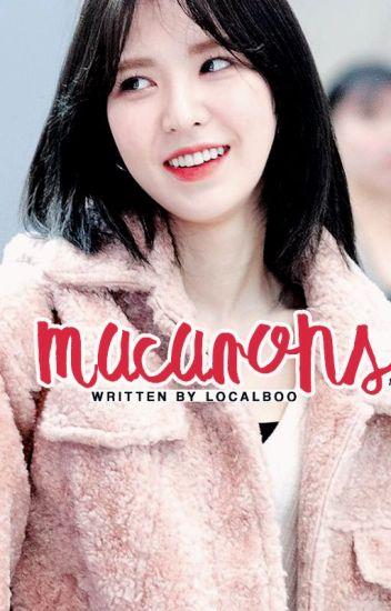 MACAROONS ➳ HOSHI