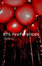 BTS Preferences by Wonderlands_Prisoner