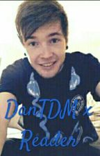 DanTDM x Reader (Discontinued...) by SmolPurpleyPotato