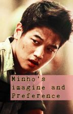 Minho's Imagine and Preference. by lyn-mikel