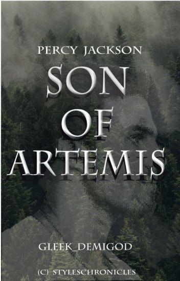 Percy Jackson son of Artemis
