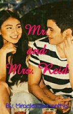 Mr. & Mrs. Reid by Hanashie-nui
