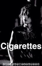 Cigarettes • Ben Bruce by bloodydramaqueen