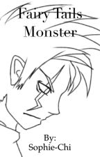 (Laxus X reader) Fairy tails monster by Sophie-Chi
