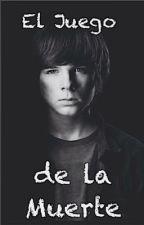"""""""Juego de la muerte"""" Chandler riggs y tu by alondra__directioner"""