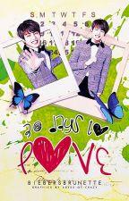 30 Days To Love | jungkook by biebersbrunette