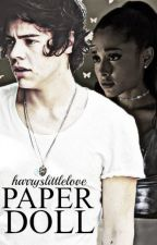 Paper Doll (Wattys 2016) by harryslittlelove