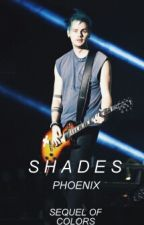 shades // michael clifford (colors sequel) by komplikacje