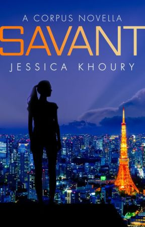 Savant by AuthorJessicaKhoury