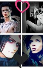 Devindy Solsack (Devin Sola & Andy Biersack smut/ fanfic) by Queen_Souless