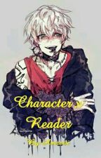 Character x Reader by Amaesti