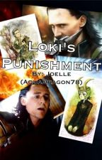 Loki's Punishment by AquaDragon78