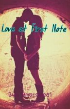 Love At First Note - discontinued- by amorosea1