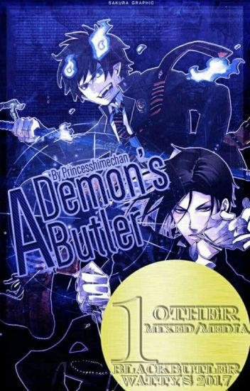 A demon's Butler  Book 1