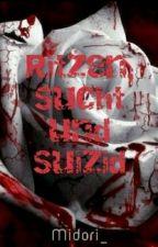 Ritzen, Sucht und Suizid by Midori_