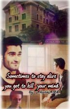 Sometimes to stay alive you got to kill your mind - Sterek AU by AkaneAMR