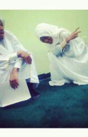 Fatim-une mosquée une bague au doigt✨💍