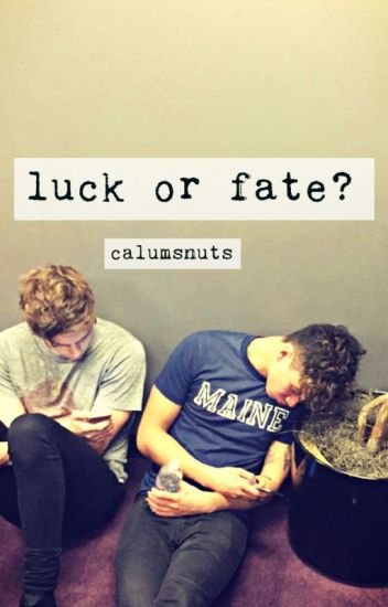 Luck or fate? -Cake snapchat AU✔️