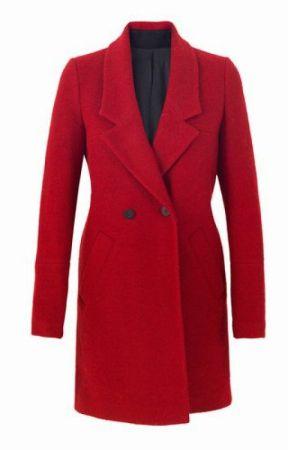 La donna col cappotto rosso by RobertaVisone