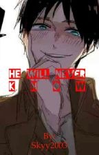 He will never know(yandere!erenxlevi 1ST BOOK) by Skyy2003
