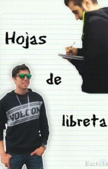 HOJAS DE LIBRETA
