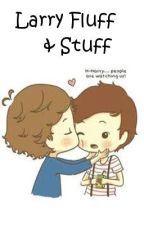 Larry Fluff & Stuff by tomlinseraph