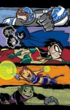 Teen Titans - new adventure by Qubeline