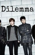 Dilemma. (MyungJong/One Shot) by Shapi-Chan