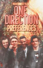 One Direction Preferences ♪ by northwestyles