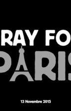#PrayforParis by leticiaarteaga26