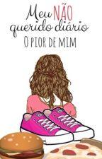 Meu NÃO querido diário by iaanonimus13