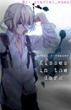 Kisses in the dark (Armin x Reader LEMON) by starlet_emend
