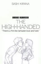 TPB [VI]: The High-Handed (STOPPED PERMANENTLY) by kirskey
